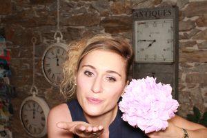 Julie, fleuriste ptofessionnelle Au Vertige à Nantes