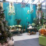 décorations de Noël dans la boutique AuVERTIGE