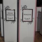 eau de toilette Mathilde M senteur Marquise et Divine Marquise.