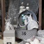 bougie parfum d'ambiance support décors parfumés en forme de robe,ange.