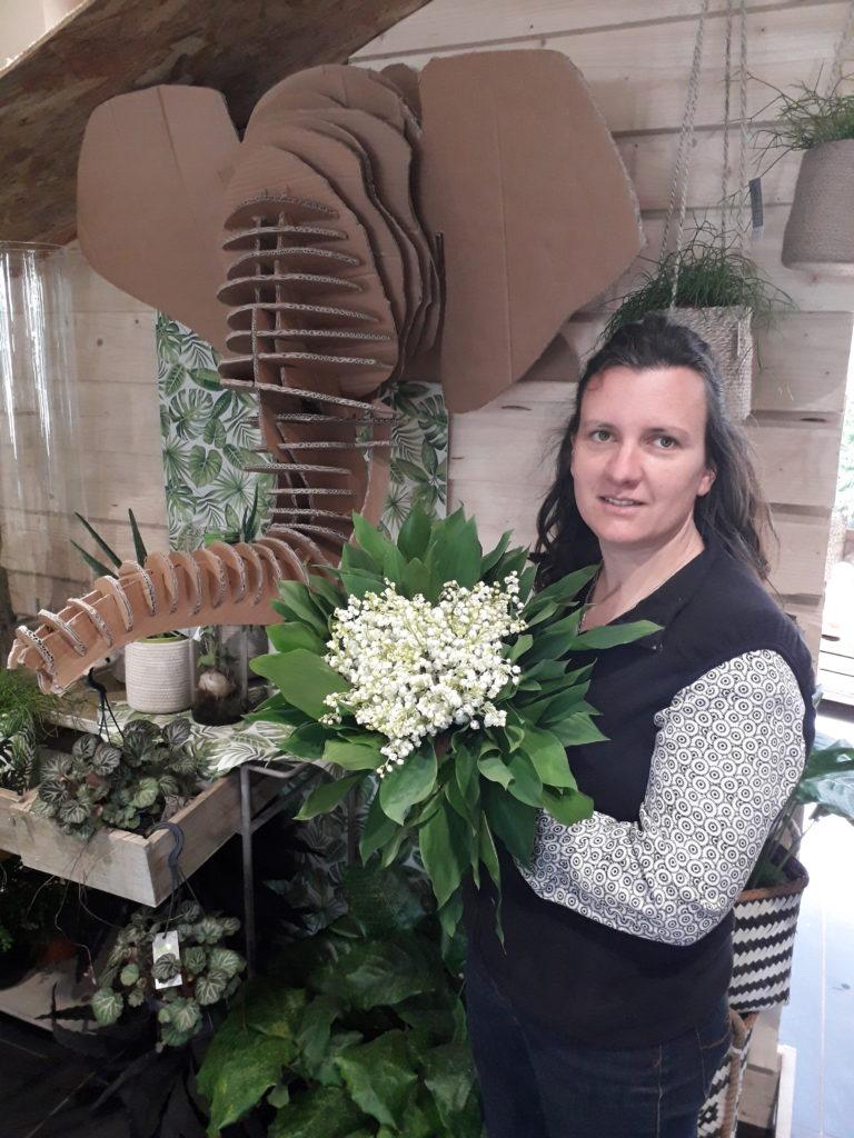 bouquet fleurs muguet 2020 brins de muguet