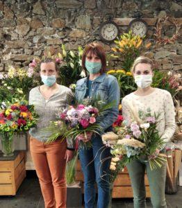 Fleuristes Au Vertige Nantes